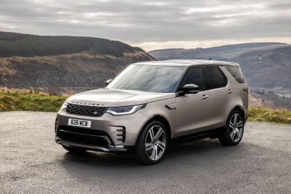 2021 Land Rover Discovery P360 MHEV R-Dynamic S 21