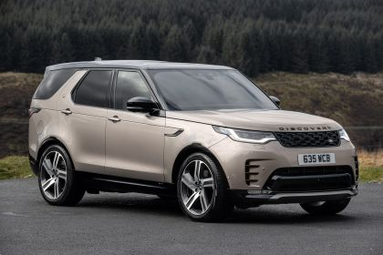 2021 Land Rover Discovery P360 MHEV R-Dynamic S 22