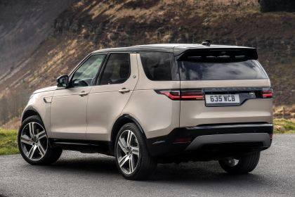 2021 Land Rover Discovery P360 MHEV R-Dynamic S 26