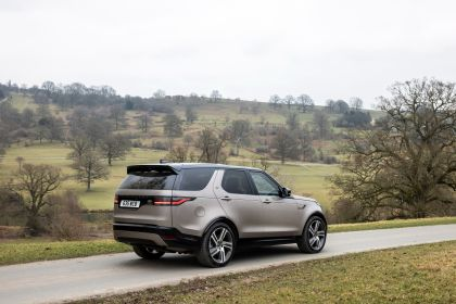 2021 Land Rover Discovery P360 MHEV R-Dynamic S 27