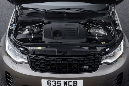 2021 Land Rover Discovery P360 MHEV R-Dynamic S 51