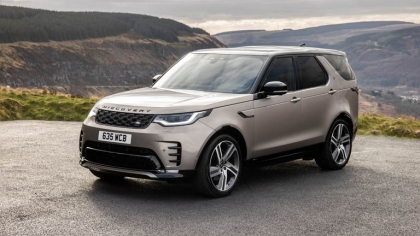 2021 Land Rover Discovery P360 MHEV R-Dynamic S 5
