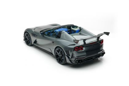 2021 Mansory Stallone GTS ( based on Ferrari 812 GTS ) 8
