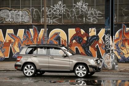 2008 Mercedes-Benz GLK 3