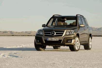 2008 Mercedes-Benz GLK 10