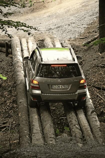 2008 Mercedes-Benz GLK 15