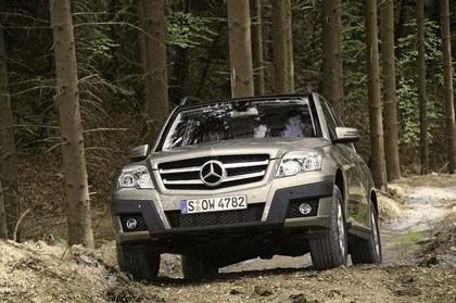 2008 Mercedes-Benz GLK 21