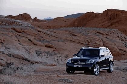 2008 Mercedes-Benz GLK 31