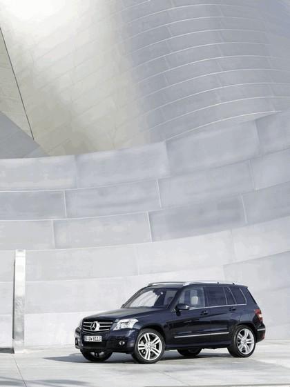 2008 Mercedes-Benz GLK 41