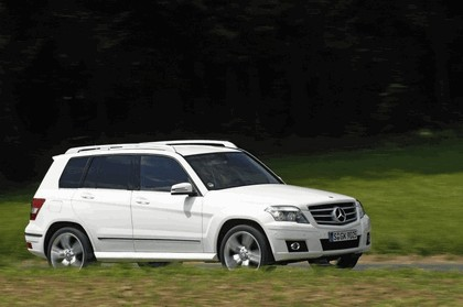 2008 Mercedes-Benz GLK 50