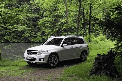 2008 Mercedes-Benz GLK 52