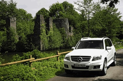 2008 Mercedes-Benz GLK 53