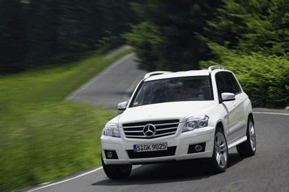 2008 Mercedes-Benz GLK 54