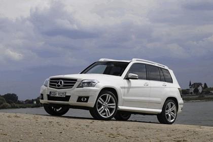 2008 Mercedes-Benz GLK 55