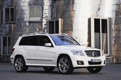 2008 Mercedes-Benz GLK 58