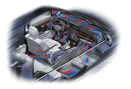 2008 Mercedes-Benz GLK 81