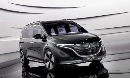2021 Mercedes-Benz EQT concept 1