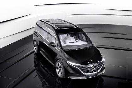 2021 Mercedes-Benz EQT concept 2