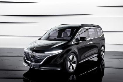 2021 Mercedes-Benz EQT concept 3