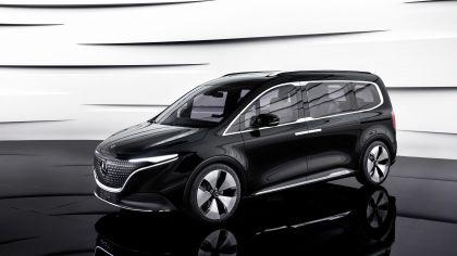 2021 Mercedes-Benz EQT concept 4