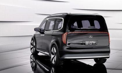 2021 Mercedes-Benz EQT concept 6