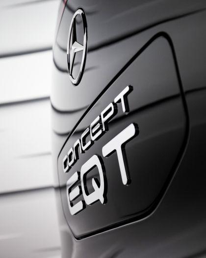 2021 Mercedes-Benz EQT concept 7