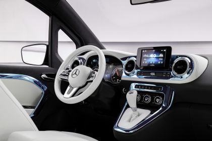 2021 Mercedes-Benz EQT concept 12
