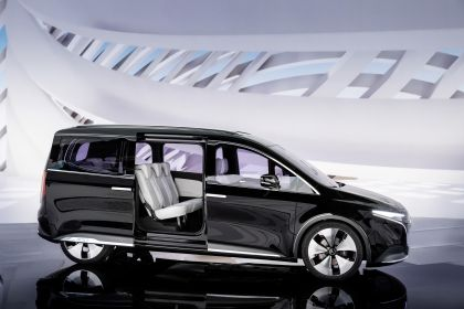 2021 Mercedes-Benz EQT concept 20