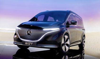 2021 Mercedes-Benz EQT concept 21