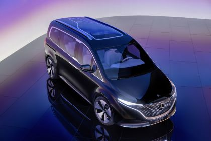 2021 Mercedes-Benz EQT concept 22