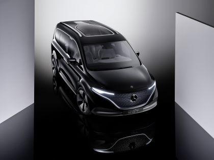 2021 Mercedes-Benz EQT concept 35