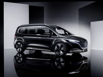 2021 Mercedes-Benz EQT concept 36