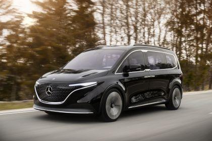 2021 Mercedes-Benz EQT concept 43