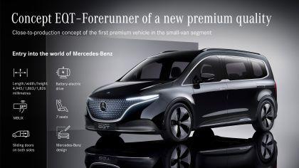 2021 Mercedes-Benz EQT concept 45