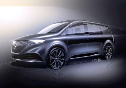 2021 Mercedes-Benz EQT concept 47