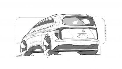 2021 Mercedes-Benz EQT concept 50