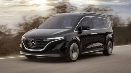 2021 Mercedes-Benz EQT concept 8