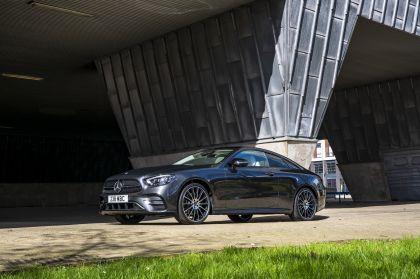2021 Mercedes-Benz E 220 d coupé - UK version 10