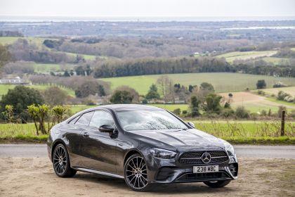 2021 Mercedes-Benz E 220 d coupé - UK version 16