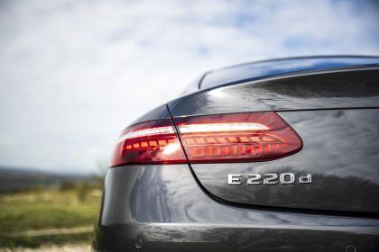 2021 Mercedes-Benz E 220 d coupé - UK version 27