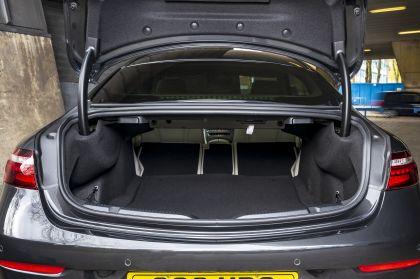 2021 Mercedes-Benz E 220 d coupé - UK version 30