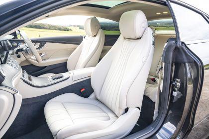 2021 Mercedes-Benz E 220 d coupé - UK version 31