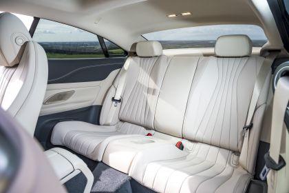 2021 Mercedes-Benz E 220 d coupé - UK version 32