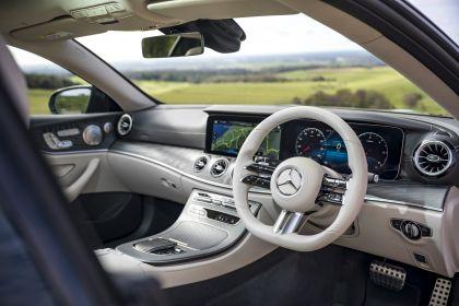 2021 Mercedes-Benz E 220 d coupé - UK version 36