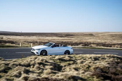 2021 Mercedes-Benz E 300 cabriolet - UK version 1
