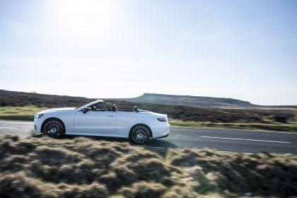 2021 Mercedes-Benz E 300 cabriolet - UK version 2