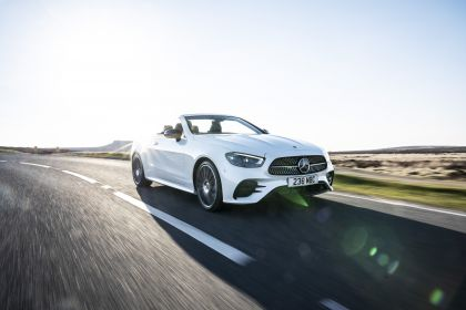 2021 Mercedes-Benz E 300 cabriolet - UK version 8