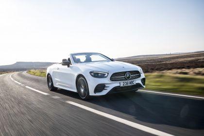 2021 Mercedes-Benz E 300 cabriolet - UK version 9