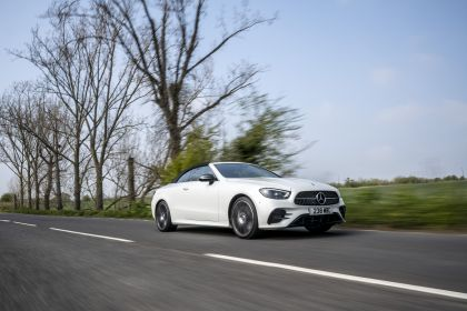 2021 Mercedes-Benz E 300 cabriolet - UK version 10