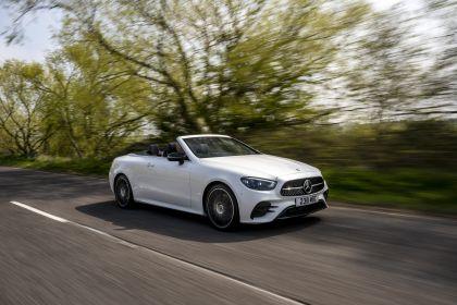 2021 Mercedes-Benz E 300 cabriolet - UK version 12